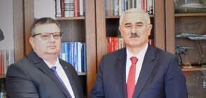 Противодействие на тероризма обсъдиха главните прокурори на България и Турция