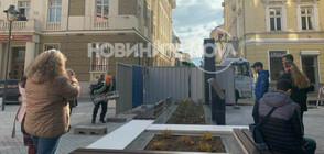 """Проектантът на водната стена на """"Гарибалди"""" може да бъде глобен (ВИДЕО)"""
