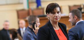 Дариткова: Отваряме дискусия за машинното гласуване след местния вот
