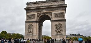 Опаковането на Триумфалната арка по проект на Кристо остава за 2021 година