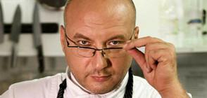 """Косъм в чинията на клиент ще докара шеф Манчев до нервна криза в новия епизод на """"Кошмари в кухнята"""""""