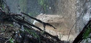 Расте броят на жертвите на пороите в Рио де Жанейро (ВИДЕО+СНИМКИ)