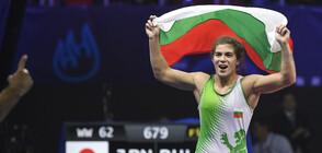 Тайбе Юсеин се класира на финал на Европейското