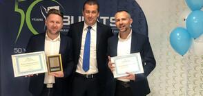 Голямата награда на РВД за NOVA и Живко Константинов