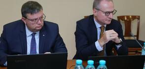 Цацаров: Целенасочена измама е, че новите правила ще улеснят смяната на Лозан Панов