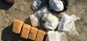 В Хасково задържаха двама чужденци за контрабанда на 288 кг хероин