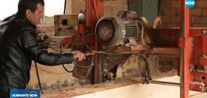Служител в дърводелски цех е новият милионер на България