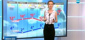 Прогноза за времето (20.04.2019 - обедна)