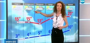 Прогноза за времето (20.04.2019 - централна)