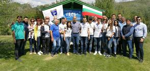 """Цветан Цветанов се включи в инициативата """"Да пуснем корени в България"""""""