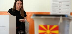 Под 30% избирателна активност на президентските избори в Северна Македония