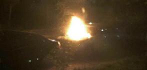 Подпалиха личния автомобил на кмета на община Козлодуй (СНИМКИ)