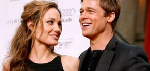 Новата приятелка на Брад Пит намекна за проблеми в отношенията му с Анджелина (СНИМКА)