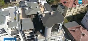 Шефът на КПКОНПИ трябва да премахне навеси от терасата на апартамента си