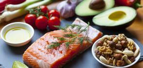 Средиземноморската диета засища по-бързо от западната