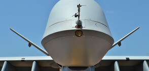 Гърция ще купи три безпилотни самолета от САЩ