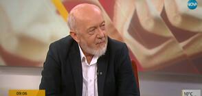 На Разпети петък: Стоян Алексиев за вярата на българите (ВИДЕО)