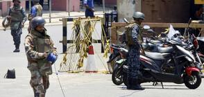 Шефът на полицията на Шри Ланка подаде оставка след атентатите