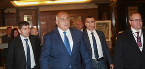 Борисов: Около 20 май ще направим първа копка на интерконектора с Гърция (ВИДЕО)