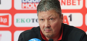 Любо Пенев: Напускам ЦСКА с високо вдигната глава и много огорчен!
