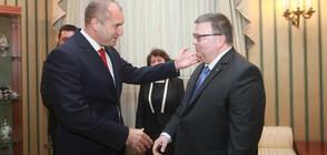 Цацаров за консултациите за нов главен прокурор: Подранили са (ВИДЕО)