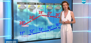 Прогноза за времето (16.05.2019 - централна)