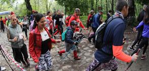 В памет на Боян Петров: Масово изкачване до Копитото (ВИДЕО+СНИМКИ)