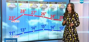 Прогноза за времето (18.05.2019 - обедна)