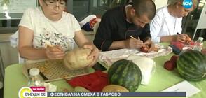 """В Габрово отбелязват """"Фестивала на хумора и сатирата"""" (ВИДЕО)"""