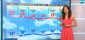 Прогноза за времето (19.05.2019 - обедна)