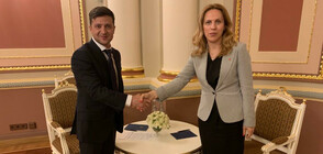 Николова: Отношенията между България и Украйна стъпват на солидна основа