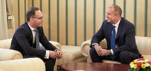 Радев: ЕС се нуждае от по-ефективни механизми за реакция на общите предизвикателства