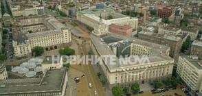 Стъкленият купол на новата пленарна зала вече е монтиран (СНИМКИ)