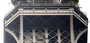 Евакуираха Айфеловата кула (ВИДЕО)