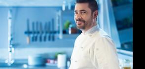 Шеф Виктор Ангелов: Ако не бях готвач, щях да съм автомобилен състезател