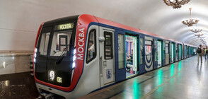 Пътници блокирани с часове в московското метро