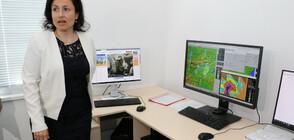 В Хасково откриха нов команден център с ракети против градушките