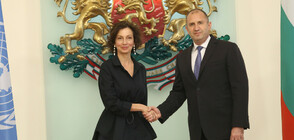 Радев: Няма по-добър ден от 24 май, в който генералния директор на ЮНЕСКО да ни посети