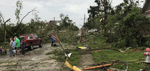 Най-малко 7 души са загинали при бури в САЩ (ВИДЕО+СНИМКИ)