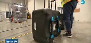 Машините за електронното гласуване тръгват към избирателните секции