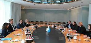 Борисов в Мюнхен: Отношения между България и Германия са отлични (ВИДЕО+СНИМКИ)