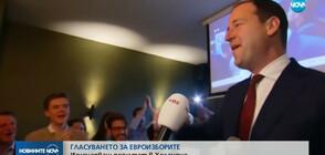 С изненадваща победа започнаха европейските избори
