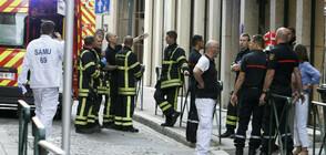 Дете сред ранените при експлозията на пешеходна улица в Лион (ВИДЕО+СНИМКИ)