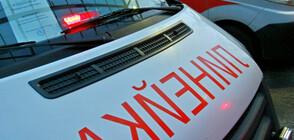 Инцидент в Пловдив: Македонски автобус се удари в мост (ВИДЕО+СНИМКА)