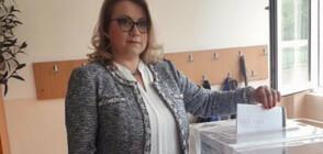 Деница Златева: Гласувах за Европа, която намалява неравенствата