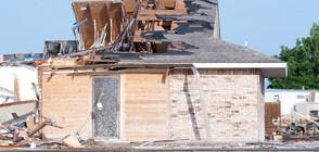 Двама души загинаха в торнадо в САЩ (ВИДЕО)