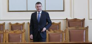 Горанов: Може да платим наведнъж за новите изтребители