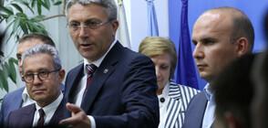 Карадайъ: Ще продължавам да ходя в Брюксел като председател на ДПС