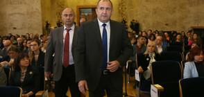 Радев: Тези избори не могат да бъдат индулгенция за корупционните скандали