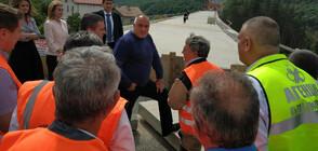 Бойко Борисов: Доволен съм от изборите (ВИДЕО)